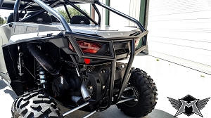 Madigan Motorpsorts Polaris RZR XP 1000 Roll Cage with Integrated Rear Bumper